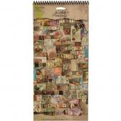 TIM HOLTZ® IDEA-OLOGY™ - Cardstock Salvage Stickers – Seasonal -TH92868